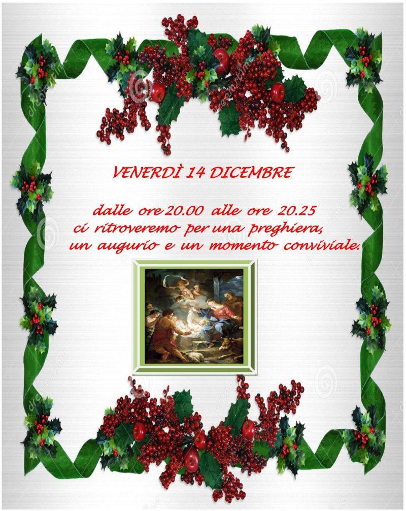 Scambio Auguri Di Natale.Scambio Degli Auguri Di Natale Istituto Superiore Di Scienze Religiose Dell Emilia