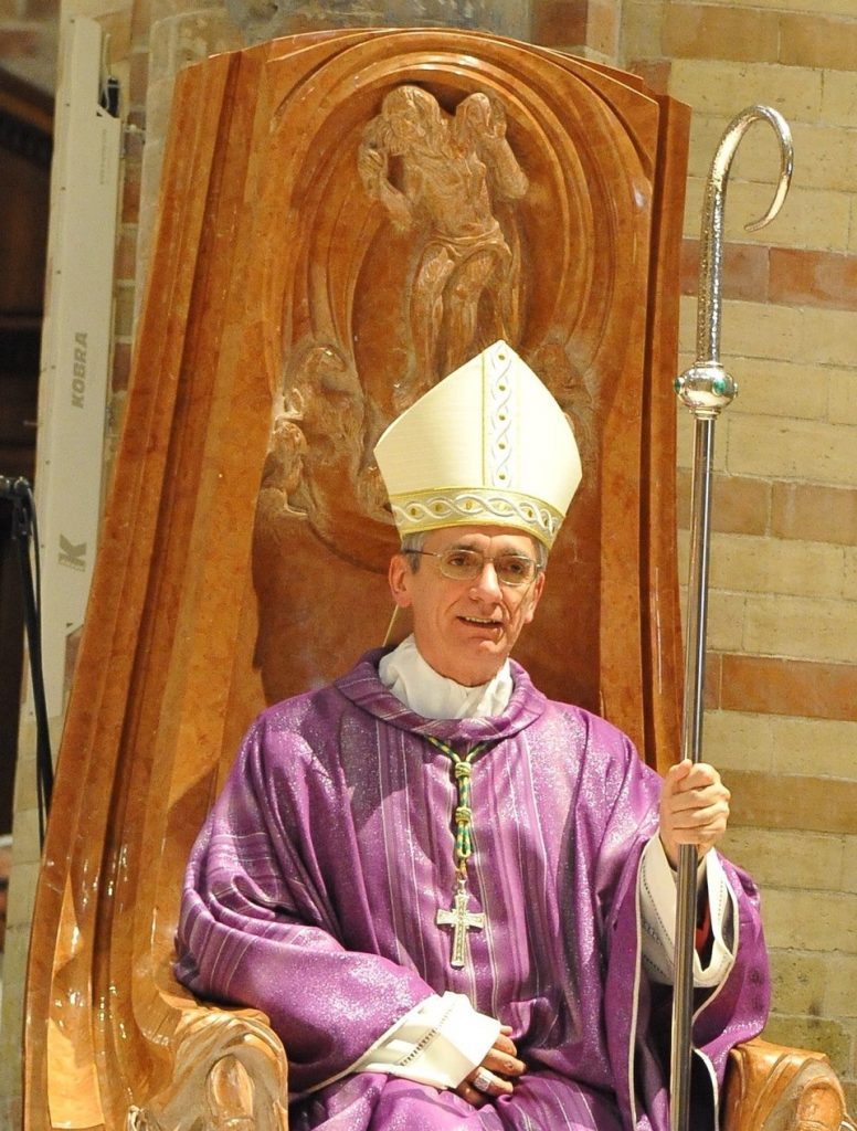 S.E. Mons. Daniele Gianotti